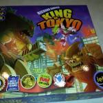 King of Tokyo Box Insert - 1