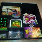 King of Tokyo Box Insert - 4